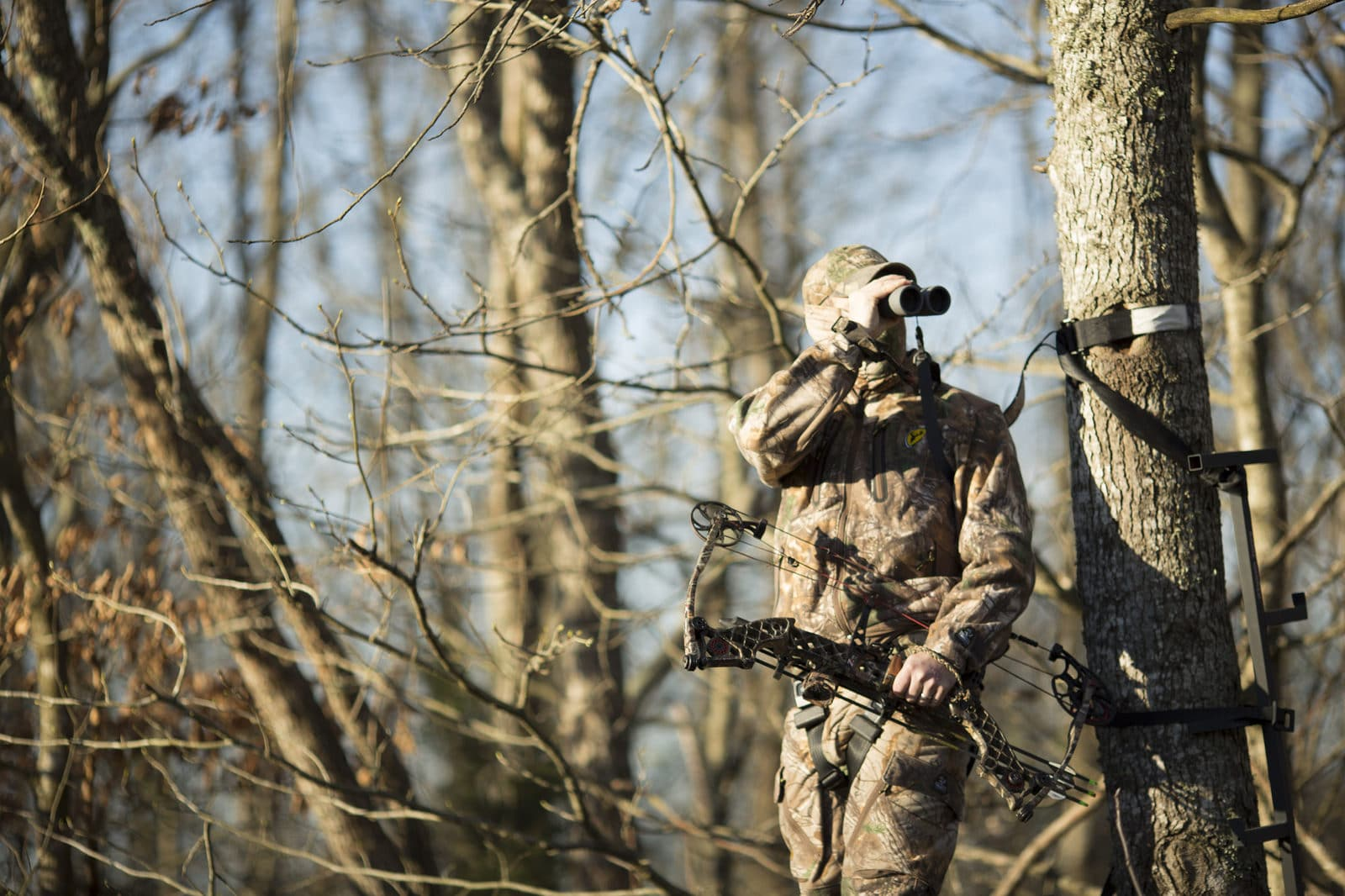 Cover scents are advantageous to reduce the impact of human odor in the woods.