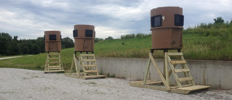 These hunting blind plans are versatile and enable you to move at a moment's notice.