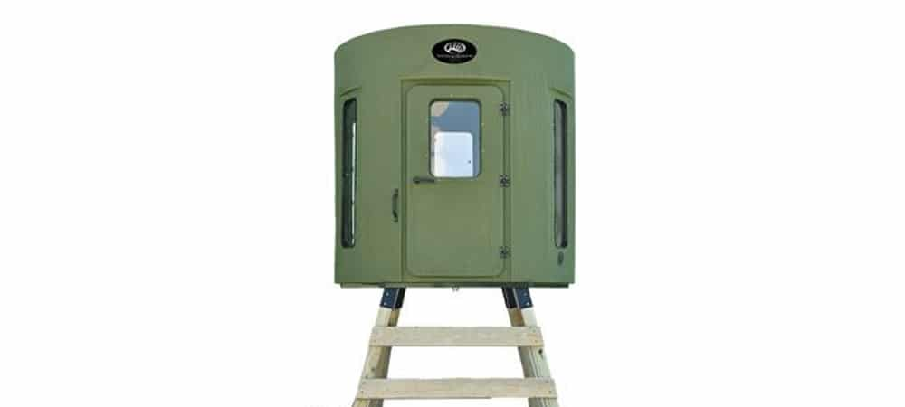 Tips For Choosing A Bowhunting Box Blind Banks Outdoors