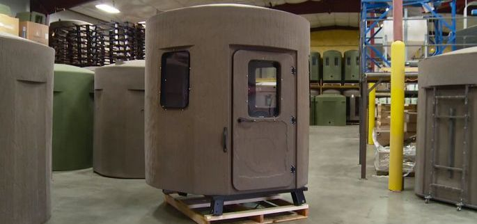 How We Make Our Hunting Blinds Banks Outdoors