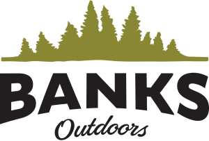 Banks Logo - Black